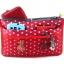 กระเป๋าจัดระเบียบ ลายใหม่ คุณภาพดียิ่งขึ้น จัดระเบียบกระเป๋าถือ หิ้วพกพาได้ มี 6 สี 6 ลาย ให้เลือก Bag in Bag -Organizer Bag thumbnail 1