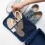 กระเป๋าใส่รองเท้าสำหรับเดินทาง กันน้ำได้ ถือพกพาสะดวก มี 6 สีให้เลือก thumbnail 16