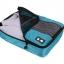 ชุดจัดกระเป๋าเดินทางคุณภาพดีมาก 3 ใบต่อชุด ใส่เสื้อ, กางเกง, กระโปรง, ผ้าขนหนู (Ecosusi 3 Set Packing Cubes - Travel Organizers) thumbnail 38
