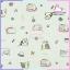 ผ้าอ้อมสาลูญี่ปุ่นกาเสะ ขนาด 27x27 ลายแมวน้อย แพ็ค 6 ผืน thumbnail 4