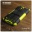 เคส Zenfone GO (ZC500TG) กรอบบั๊มเปอร์ กันกระแทก Defender สีเขียวอ่อน (เป็นขาตั้งได้) thumbnail 2
