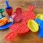 เซตของเล่นแป้งโดว์ ชุดทำขนมวาฟเฟิล สำหรับแป้งโดว์-ดินน้ำมัน thumbnail 3