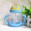 ถ้วยหัดดื่ม NanaBaby หลอดดูดมีลิ้นกันสำลัก BPA-Free (6 m+) thumbnail 4