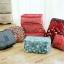 DINIWELL กระเป๋าใส่รองเท้าสำหรับเดินทาง หรือเล่นกีฬา ผลิตจากโพลีเอสเตอร์คุณภาพดี กันน้ำ มี 5 สี 5 ลายให้เลือก thumbnail 20