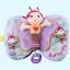 หนังสือผ้า ผึ้ง-ผีเสื้อน้อยแสนสวย Jollybaby thumbnail 5