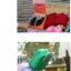 กระเป๋าใส่รองเท้า เสียบกระเป๋าเดินทางได้ ผลิตจากโพลีเอสเตอร์กันน้ำ + ตาข่าย คุณภาพดี มี 6 สี ให้เลือก thumbnail 9