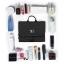 กระเป๋าใส่อุปกรณ์อาบน้ำ คุณภาพสูง ใส่อุปกรณ์อาบน้ำ แขวนได้ สำหรับเดินทาง ท่องเที่ยว (สีดำ) thumbnail 5