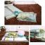 ชุดจัดกระเป๋าเดินทางตาข่าย 4 ใบ/ชุด จัดกระเป๋าเดินทาง แบ่งสัมภาระให้เป็นสัดส่วน (4 in 1 Travel Mesh Organizer Bags) thumbnail 16