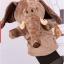 ตุ๊กตาหุ่นมือช้าง หัวใหญ่ ขนนุ่มนิ่ม สวมขยับได้ thumbnail 5