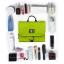 กระเป๋าใส่อุปกรณ์อาบน้ำ คุณภาพสูง ใส่อุปกรณ์อาบน้ำ แขวนได้ สำหรับเดินทาง ท่องเที่ยว (สีเขียว) thumbnail 5