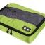 ชุดจัดกระเป๋าเดินทางคุณภาพดีมาก 3 ใบต่อชุด ใส่เสื้อ, กางเกง, กระโปรง, ผ้าขนหนู (Ecosusi 3 Set Packing Cubes - Travel Organizers) thumbnail 27