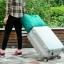 กระเป๋าเดินทางพับเก็บได้ อเนกประสงค์ เพื่อการเดินทาง ท่องเที่ยว เสียบที่จับของกระเป๋าเดินทางได้ thumbnail 12
