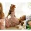 หนังสือผ้ามีหาง Fluffy Tails by Jollybaby thumbnail 2