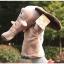 ตุ๊กตาหุ่นมือช้าง หัวใหญ่ ขนนุ่มนิ่ม สวมขยับได้ thumbnail 2