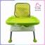 เก้าอี้ทานข้าวทรงสูง มีผ้ารองนั่ง 3 in 1 สีเขียว thumbnail 3