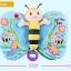 หนังสือผ้า ผึ้ง-ผีเสื้อน้อยแสนสวย Jollybaby thumbnail 13