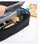 กระเป๋าเก็บความเย็น สะพายได้ เป็นตาข่าย เก็บอุณหภูมิร้อน-เย็น รูปทรงสวย เก๋ กะทัดรัด คุณภาพดี มีดีไซน์ (สีดำ) thumbnail 6