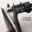 """เคส Zenfone 4 Max 5.5"""" / Zenfone 4 Max Pro (ZC554KL) เคสฝาพับเกรดพรีเมี่ยม (เย็บขอบ) พับเป็นขาตั้งได้ สีโรสโกลด์ thumbnail 2"""