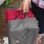กระเป๋าใส่รองเท้ากันน้ำ อุปกรณ์ห้องน้ำ ผ้าขนหนู หรืออื่น ๆ ได้ตามต้องการ มี 4 สี 4 ลาย ให้เลือก thumbnail 26