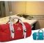 Foldable Duffle Travel Bag กระเป๋าเดินทางพับเก็บได้ขนาดใหญ่ 30 ลิตร สะพายได้ ใส่เพื่อเดินทางหรือเล่นกีฬา มี 6 สีให้เลือก รับประกัน 30 วัน thumbnail 18
