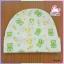 หมวกเด็กอ่อน size 0-6 เดือน (ขายแพ็ค 6 ใบ) thumbnail 3
