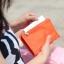 กระเป๋าใส่พาสปอร์ตสั้น กระเป๋าใส่หนังสือเดินทาง ขนาดกะทัดรัด ช่องเยอะ ใส่เอกสารสำคัญ ธนบัตร บัตรต่าง ๆ พกพาสะดวก ผลิตจากโพลีเอสเตอร์กันน้ำ คุณภาพดี thumbnail 31
