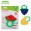 ยางกัดซิลิโคนผลไม้ DUOLADUOBU สำหรับเด็กเล็ก BPA-Free thumbnail 2