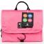 กระเป๋าใส่อุปกรณ์อาบน้ำ คุณภาพสูง ใส่อุปกรณ์อาบน้ำ แขวนได้ สำหรับเดินทาง ท่องเที่ยว (สีชมพู) thumbnail 18