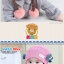หมวกเด็กอ่อนไหมพรม Tianyi Bear ดีไซน์เปียทวิตไหมสองข้างน่ารักโดดเด่น thumbnail 11