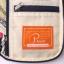 กระเป๋าใส่พาสปอร์ต กระเป๋าใส่หนังสือเดินทาง ใส่เอกสารสำคัญ ช่องเยอะ มีสายคล้องมือ พกพาสะดวก ผลิตจากไนล่อนกันน้ำ คุณภาพดี thumbnail 13