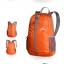 กระเป๋าเป้พับเก็บได้ รุ่นใหม่ สะพายหลังได้ น้ำหนักเบา พกพาสะดวก ทำจากไนล่อนคุณภาพสูง กันน้ำ ทนทาน เหมาะสำหรับเดินทาง และทำกิจกรรมโปรด (Lightweight Foldable Waterproof Backpack) thumbnail 16
