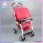 รถเข็นเด็กแบรนด์ natur รุ่น smart 3 สีแดง thumbnail 4