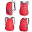 กระเป๋าเป้พับเก็บได้ รุ่นใหม่ สะพายหลังได้ น้ำหนักเบา พกพาสะดวก ทำจากไนล่อนคุณภาพสูง กันน้ำ ทนทาน เหมาะสำหรับเดินทาง และทำกิจกรรมโปรด (Lightweight Foldable Waterproof Backpack) thumbnail 28