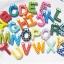 ตัวอักษรไม้แม่เหล็ก A-Z ของเล่นไม้แฟนซี thumbnail 1