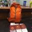 กระเป๋าเป้พับเก็บได้ รุ่นใหม่ สะพายหลังได้ น้ำหนักเบา พกพาสะดวก ทำจากไนล่อนคุณภาพสูง กันน้ำ ทนทาน เหมาะสำหรับเดินทาง และทำกิจกรรมโปรด (Lightweight Foldable Waterproof Backpack) thumbnail 4