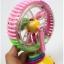 ของเล่นติดโต๊ะเด็ก วงล้อลูกปัด Jolly Baby Wonder Wheel Highchair Toy thumbnail 3