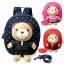กระเป๋าเป้จูงเด็กรูปตุ๊กตาหมี ป้องกันเด็กพลัดหลงหาย thumbnail 1