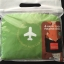 DINIWELL กระเป๋าเดินทางพับเก็บได้ สะพายพาดลำตัวได้ ปรับสายสะพายได้ เสียบที่จับของกระเป๋าเดินทางได้ ผลิตจากโพลีเอสเตอร์กันน้ำ มีซิปรูดตอนพับเก็บ thumbnail 14