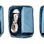 DINIWELL กระเป๋าใส่รองเท้าสำหรับเดินทาง หรือเล่นกีฬา ผลิตจากโพลีเอสเตอร์คุณภาพดี กันน้ำ มี 5 สี 5 ลายให้เลือก thumbnail 11
