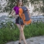 กระเป๋าเป้พับเก็บได้ ขนาด 35 ลิตร น้ำหนักเบา ผลิตจากโพลีเอสเตอร์ กันน้ำ ทนทาน เหมาะสำหรับเดินทาง ท่องเที่ยว thumbnail 25