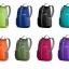 กระเป๋าเป้พับเก็บได้ รุ่นใหม่ สะพายหลังได้ น้ำหนักเบา พกพาสะดวก ทำจากไนล่อนคุณภาพสูง กันน้ำ ทนทาน เหมาะสำหรับเดินทาง และทำกิจกรรมโปรด (Lightweight Foldable Waterproof Backpack) thumbnail 3