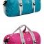 Foldable Duffle Travel Bag กระเป๋าเดินทางพับเก็บได้ขนาดใหญ่ 30 ลิตร สะพายได้ ใส่เพื่อเดินทางหรือเล่นกีฬา มี 6 สีให้เลือก รับประกัน 30 วัน thumbnail 22