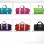 Foldable Duffle Travel Bag กระเป๋าเดินทางพับเก็บได้ขนาดใหญ่ 30 ลิตร สะพายได้ ใส่เพื่อเดินทางหรือเล่นกีฬา มี 6 สีให้เลือก รับประกัน 30 วัน thumbnail 12