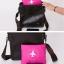 กระเป๋าเดินทางพับเก็บได้ เพื่อการเดินทาง ท่องเที่ยว ปรับสายสะพายได้ เสียบที่จับของกระเป๋าเดินทางได้ มีซิปรูดตอนพับเก็บ thumbnail 24