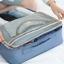 กระเป๋าจัดระเบียบ Travel Luggage Organizer เสียบที่จับของกระเป๋าเดินทางได้ มีช่องใส่สองชั้นกั้นด้วยช่องตาข่าย ผลิตจากโพลีเอสเตอร์กันน้ำ thumbnail 21