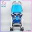 รถเข็นเด็กแบรนด์ natur รุ่น smart 3 สีฟ้า thumbnail 4