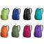 กระเป๋าเป้พับเก็บได้ รุ่นใหม่ สะพายหลังได้ น้ำหนักเบา พกพาสะดวก ทำจากไนล่อนคุณภาพสูง กันน้ำ ทนทาน เหมาะสำหรับเดินทาง และทำกิจกรรมโปรด (Lightweight Foldable Waterproof Backpack) thumbnail 18