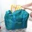 กระเป๋าเดินทางพับเก็บได้ อเนกประสงค์ เพื่อการเดินทาง ท่องเที่ยว เสียบที่จับของกระเป๋าเดินทางได้ thumbnail 3