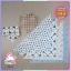 ผ้าพันคอเด็กอ่อนสามเหลี่ยม อเนกประสงค์แสนน่ารัก โทนสีเด็กชาย แพ็ค 6 ชิ้น ส่งฟรี thumbnail 1