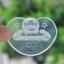 จุกนมหลอก ซิลิโคนใส NanaBaby กัดเล่นได้ทั้งชิ้น BPA-Free thumbnail 5